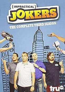 Impractical Jokers  Season 3 DVD