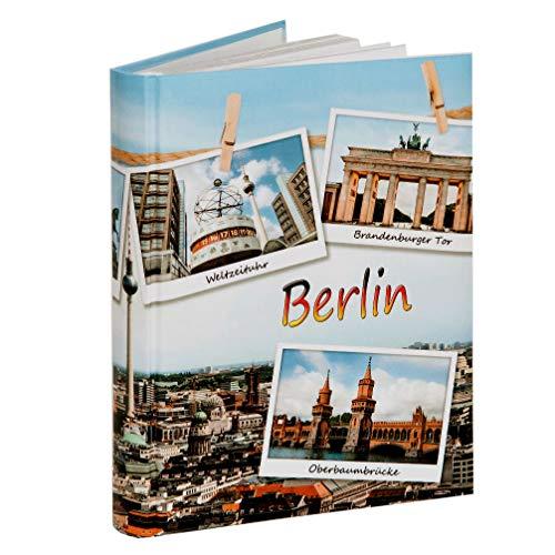 Berlin Fotoalbum Einsteckalbum 120 Fotos 10 x 15 cm Motiv 2