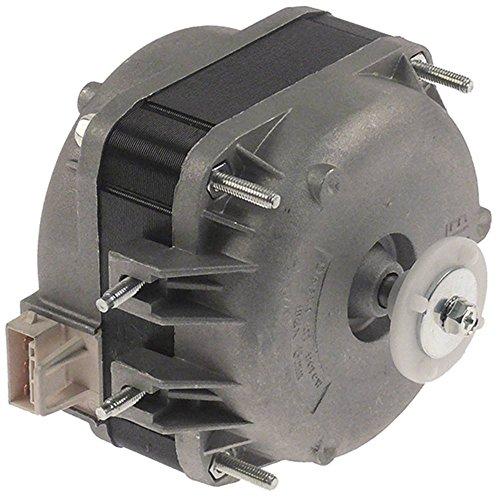 ELCO - Motor de ventilador para Electrolux 727106, 727182, 728472, 728418, 728417 (230 V, 1300/1550U/min, 50/60 Hz)