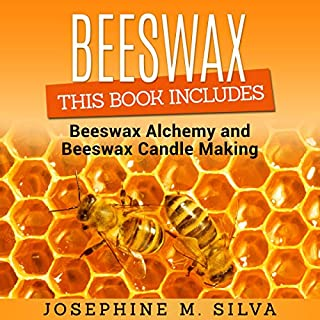Beeswax cover art