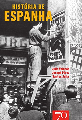 História de Espanha (Portuguese Edition) eBook: Valdeón, Julio: Amazon.es: Tienda Kindle