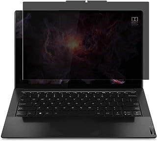 Vaxson Anti-Spy beschermfolie, compatibel met Lenovo Yoga Slim 9i 14 inch, schermbescherming, privacybescherming, niet pan...
