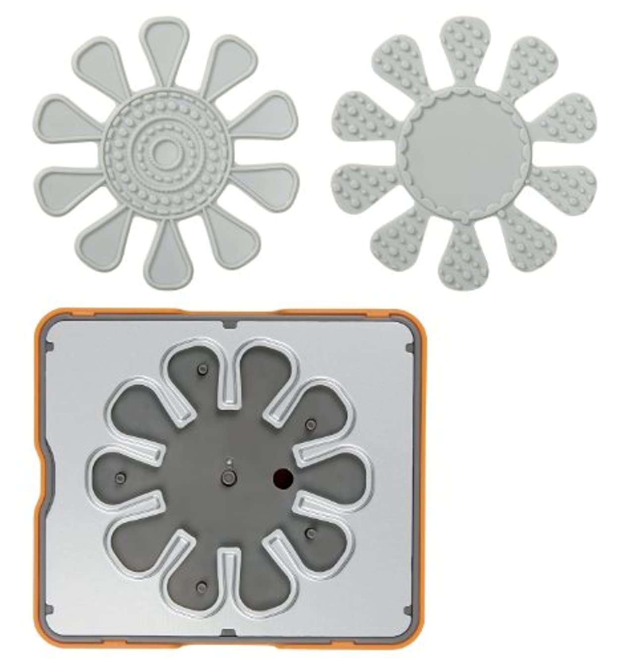 Fiskars 101130-1001 Flower Design Set, Medium