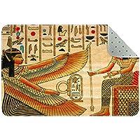 エリアラグ軽量 古代エジプト フロアマットソフトカーペットチホームリビングダイニングルームベッドルーム