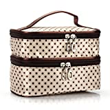 Small Makeup Bag Tier Travel