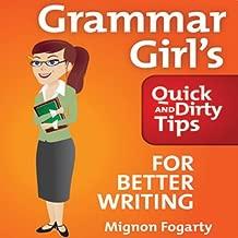 grammar girl audiobook
