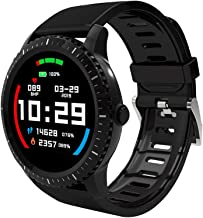 Smart Watch for Android iOS Phone Waterproof Sport Fitness Tracker Wrist Watch with Heart Rate Sleep Monitor Step Counter Ultra-Long Batter Life Bluetooth Touch Screen Smart Watch for Men Women Kids