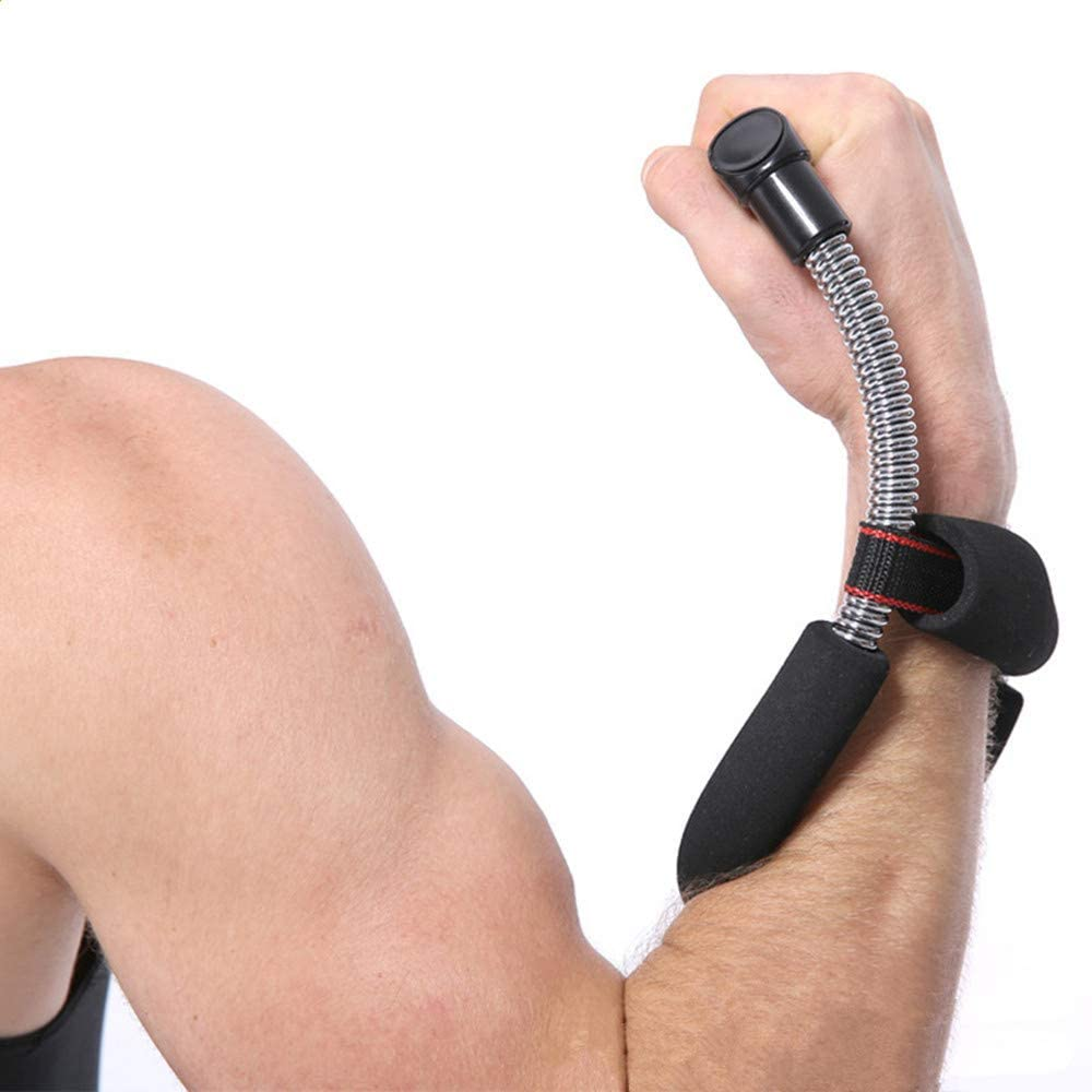 Wrist Biceps Arm Trainer Adjustable Max 41% OFF Hand Force Forearm Exercises Clearance SALE Limited time