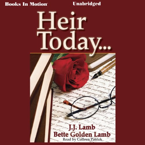 Heir Today audiobook cover art
