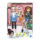 Disney Princess Elsa y Anna (Hasbro E7417ES0)