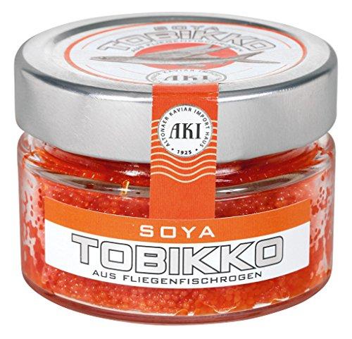 AKI Trend Kaviar Fliegenfisch Soja Tobbiko - orange