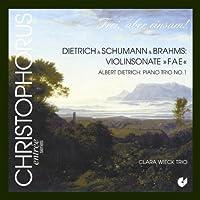 Dietrich: Piano Trio No. 1 & Violin Sonata FAE (2009-06-01)