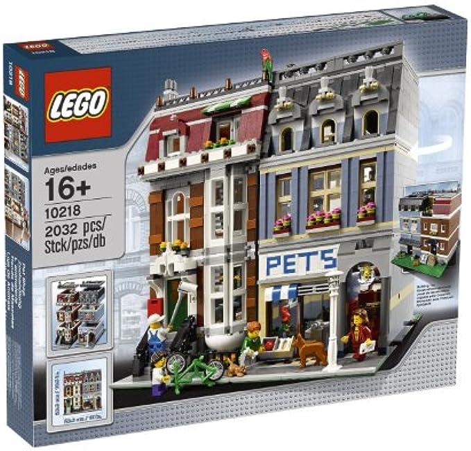 LEGO Creator 10218 חנות חיות מחמד