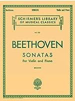 Beethoven Sonatas: Violin and Piano