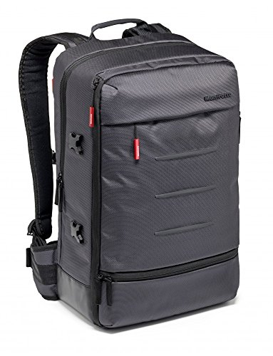 Manfrotto Mover-50 Manhattan Backpack for DSLR/CSC - Grey