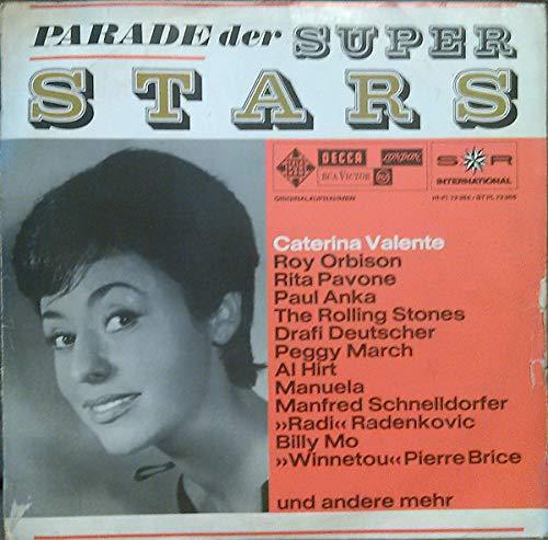 Various - Parade Der Superstars - SR International - 72 355