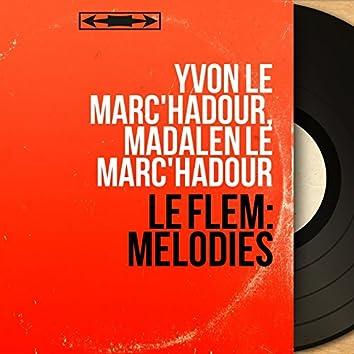 Le Flem: Mélodies (feat. Gérard Pondaven) [Mono version]