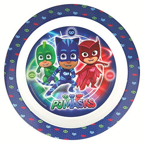 PJ Masks 841249701947 Mikrowellen-Teller