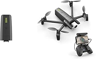 Parrot Anafi Drone - Ultra Compact Flying 4K HDR Camera, Dark Grey with Smart Battery