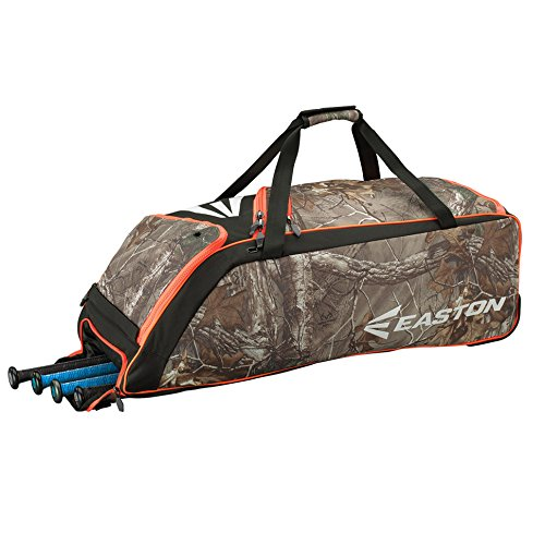 EASTON E510W Bat & Equipment Wheeled Bag, Camo