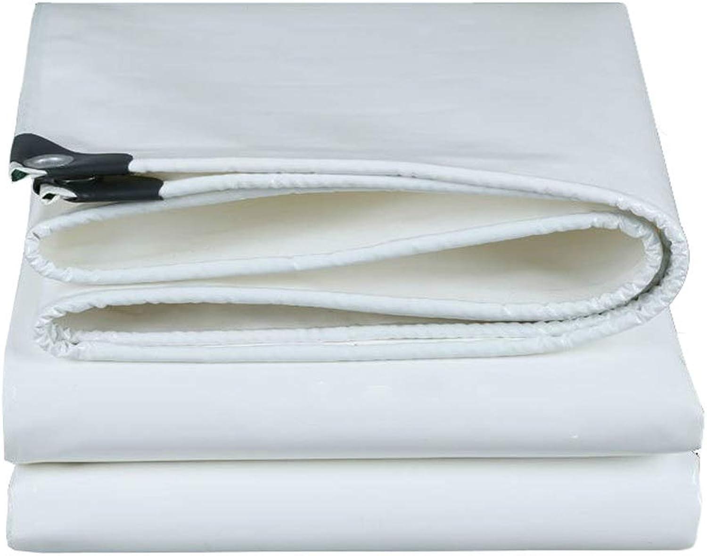 Yuke Yuke Yuke Transparente Plane mit Ösen wasserdicht für Yard-   Camping-   SUV-Fahrzeuge (Farbe  Weiß) (größe   4x8m) B07PZ154W6  Liebessport, wirklich glücklich 5be179