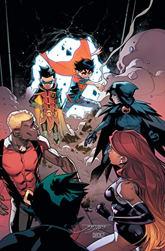 Super Sons Volume 2: Planet of the Capes (Planet of the Capes (Rebirth))