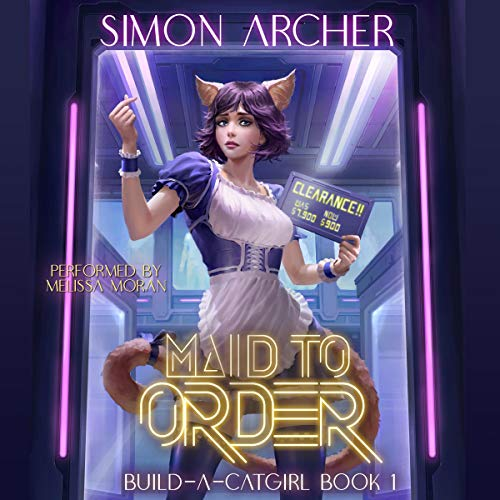 Maid to Order (A Catgirl Harem Adventure) cover art