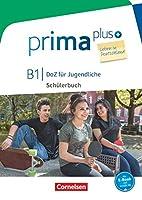 prima plus B1 - Schuelerbuch mit Audios online