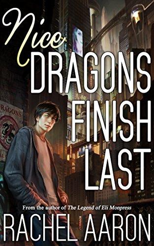 Nice Dragons Finish Last (Heartstrikers Book 1) eBook: Aaron, Rachel:  Amazon.co.uk: Kindle Store