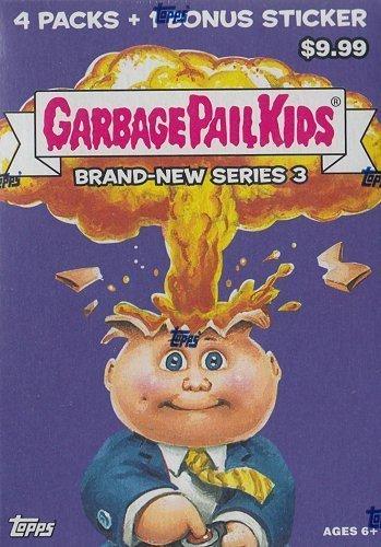 2013 Topps Garbage Pail Kids Brand-New Series 3 Blaster Box by Topps