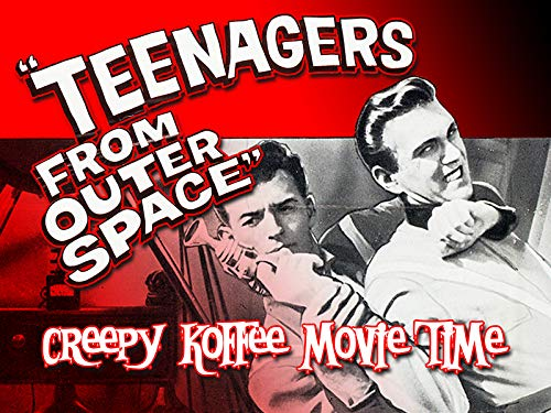 Teenagers from Outer Space CKMT 008