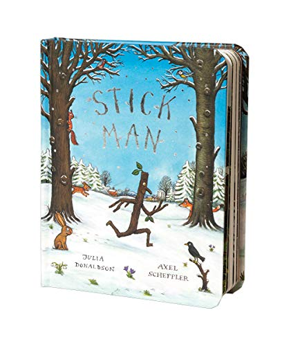 Stick Man Cased