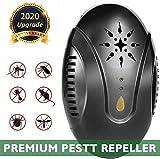 Microvolt Repellente Ultrasuoni Elettronico per parassiti Professionale, Miglior Disinfestatore per...