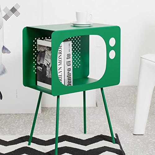 Tavolino da Salotto Tavolino da Caffè Tavolino Tavolo da caffè moderno tavolino in metallo tavolino da tavolo vintage tavolo con ripiano di stoccaggio divano tavolo angolo tavolo per soggiorno camera