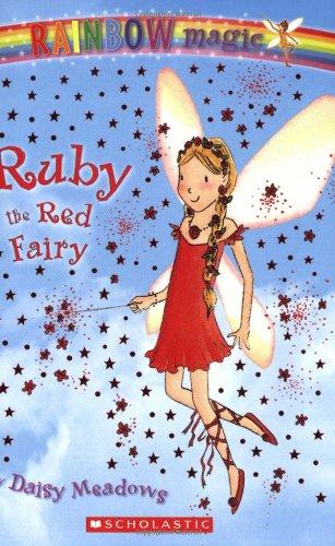 Ruby the Red Fairy (Rainbow Magic: the Rainbow Fairies)の詳細を見る