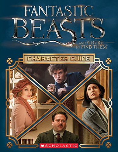 Character Guide (Fantastic Beasts and Where to Find Them) (English Edition)