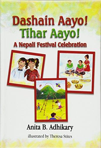 Dashain Aayo! Tihar Aayo! A Nepali Festival Celebration