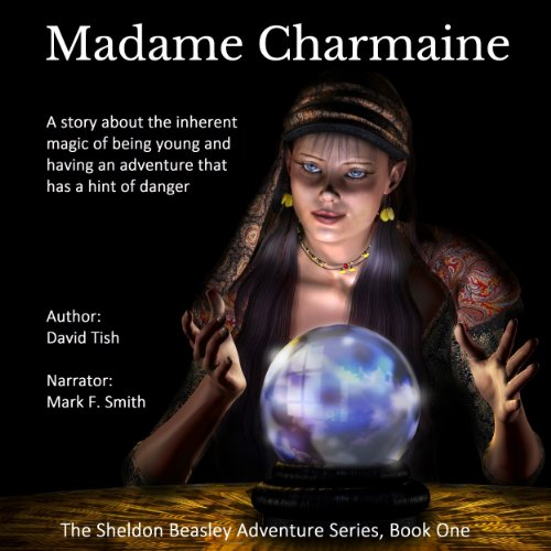 Madame Charmaine cover art