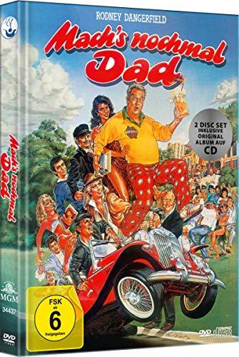 Mach`s nochmal, Dad - Limited Mediabook (digital remastered mit DVD+Soundtrack CD)