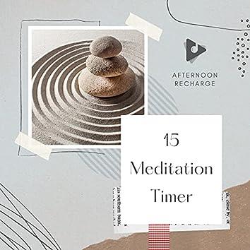 15 Meditation Timer