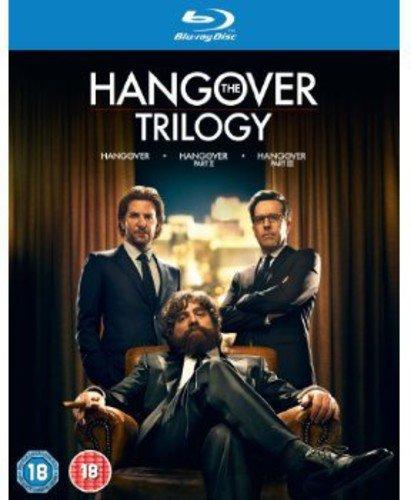 The Hangover - Part 3 - Trilogy Boxset [Edizione: Regno Unito] [Edizione: Regno Unito]