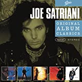 Original Album Classics : Not of This Earth / Flying in a Blue Dream / The Extremist / Joesatriani / Crystal Planet (Coffret 5 CD)