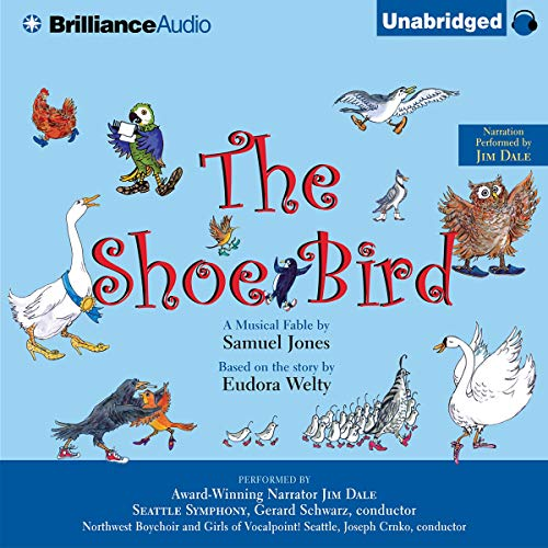 The Shoe Bird cover art