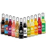 Fritz-Kola und Fritz-Limo Mix-Set 12 Flaschen a 330 ml inklusive 0,96€ MEHRWEG Pfand
