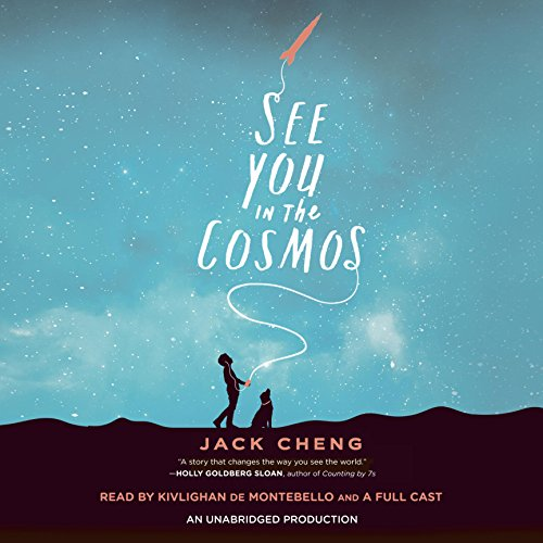 See You in the Cosmos audiobook cover art