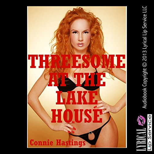Threesome at the Lake House audiobook cover art