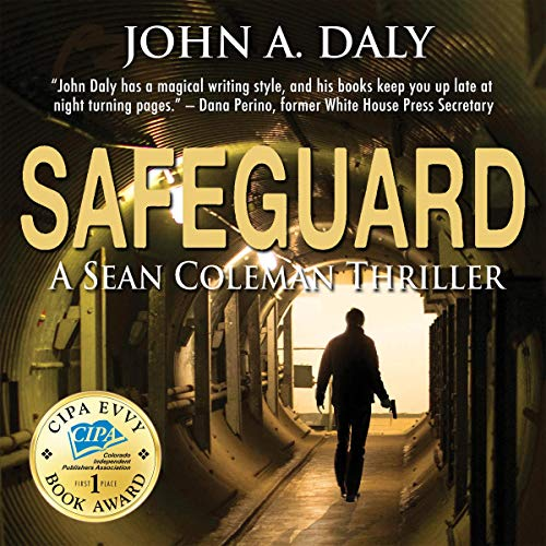 Safeguard Audiobook By John A. Daly cover art
