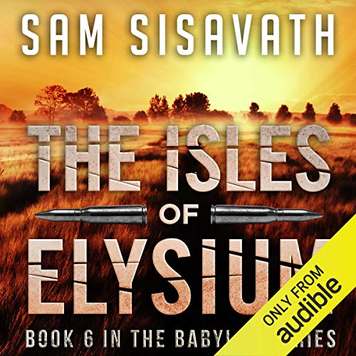 The Isles of Elysium audiobook cover art