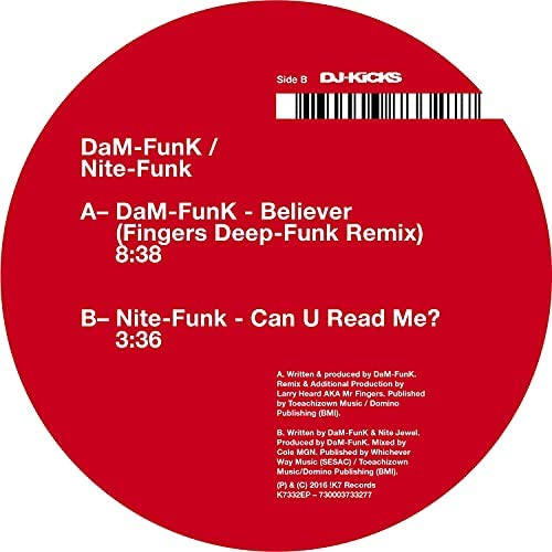 Dam-Funk & Nite-Funk
