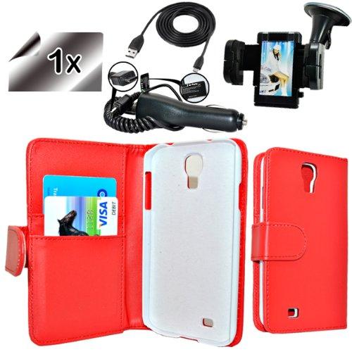 Accessory Master - Kit de funda con tapa, protector de pantalla y...